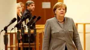 Merkel's role in doubt as coalition talks fail