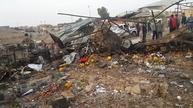 Truck bomb in northern Iraq kills at least 23