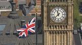 UK budget sees weaker growth, more borrowing