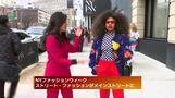 NYファッションウィーク、 ストリートファッションが台頭(16日)