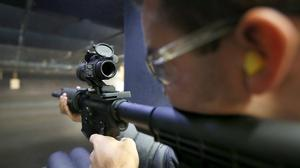 Big business steps forward in U.S. gun debate