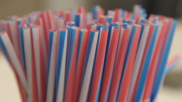 Banned in the UK: straws and cotton buds, maybe