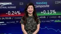 NY株まちまち、原油安でダウとS&P500種下落(25日)