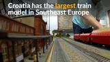 Croatia boasts the largest model railway built in south-east Europe
