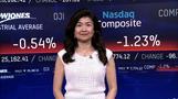 NY株反落、貿易摩擦懸念で(15日)
