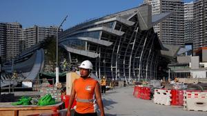 Express rail brings Chinese law to Hong Kong