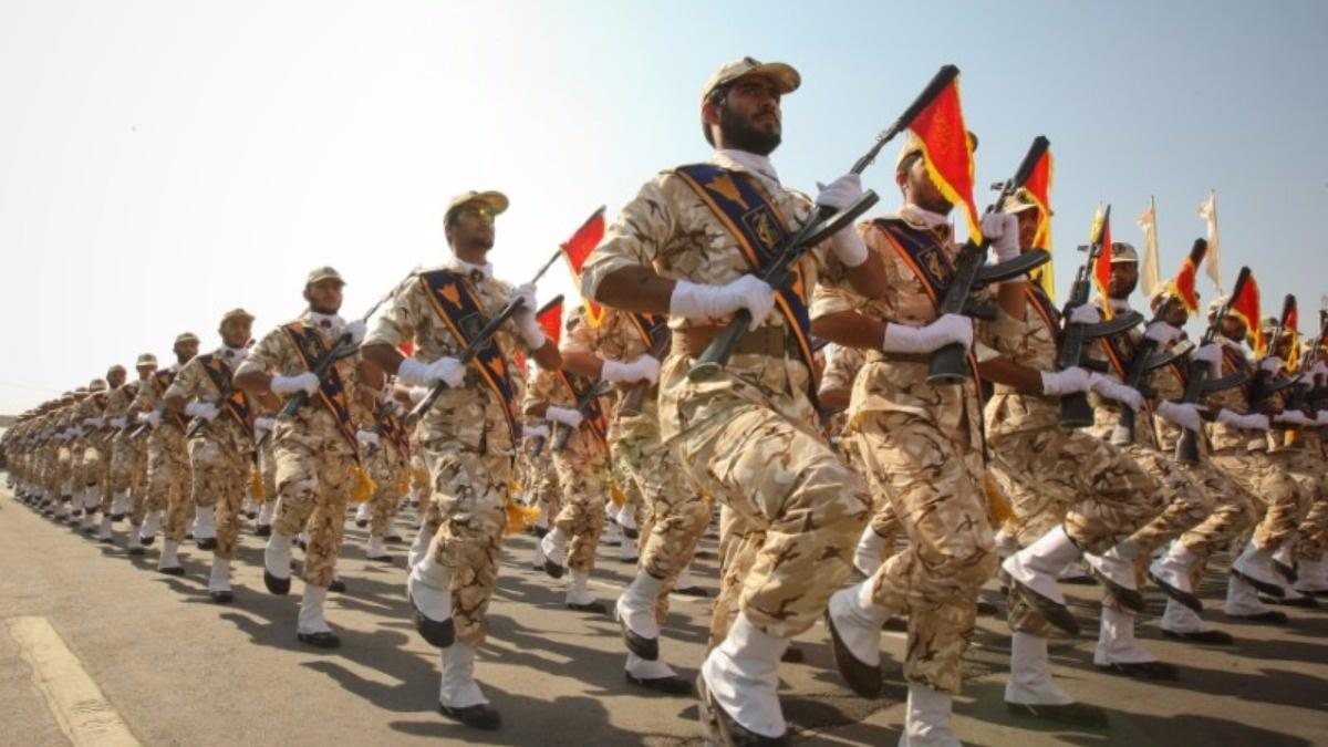 Attack shakes 'invincible' Revolutionary Guard