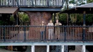 'Crocodile hunter' Steve Irwin's family launch new show