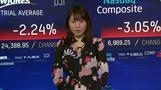 米国株は下落、米政権高官のコメントで米中貿易摩擦懸念が再燃(7日)