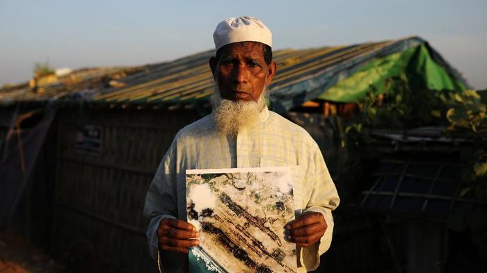 Point of no return: erasing the Rohingya