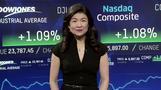 NY株3日続伸、米中通商協議への期待で(8日)