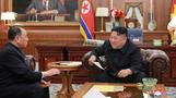 Kim Jong Un says he 'believes in' Trump