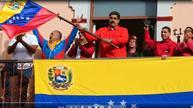特朗普力挺委内瑞拉反对派领袖 马杜罗宣布与美断交