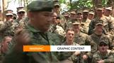 コブラの生き血をすする兵士たち、タイで恒例の共同訓練始まる(字幕・14日)