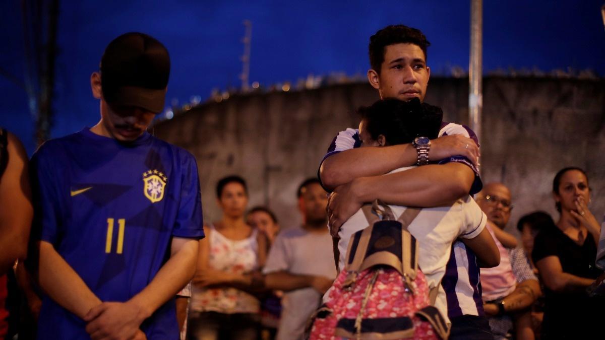 Teenagers killed in Sao Paolo school shooting