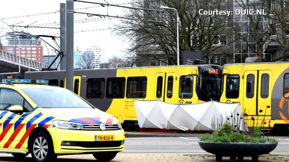 One feared dead in Dutch tram shooting, terrorist motive possible - police