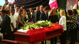 Wake for ex-president Garcia raises old political scores in Peru