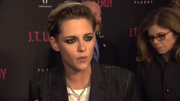 Kristen Stewart and Laura Dern pull off literary hoax in 'J.T. LeRoy'