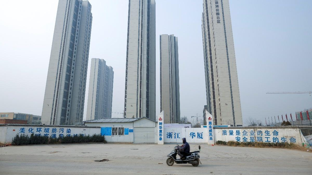 A bubble looms over China's heartland