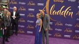 Will Smith and Aladdin's magic carpet land in Hollywood