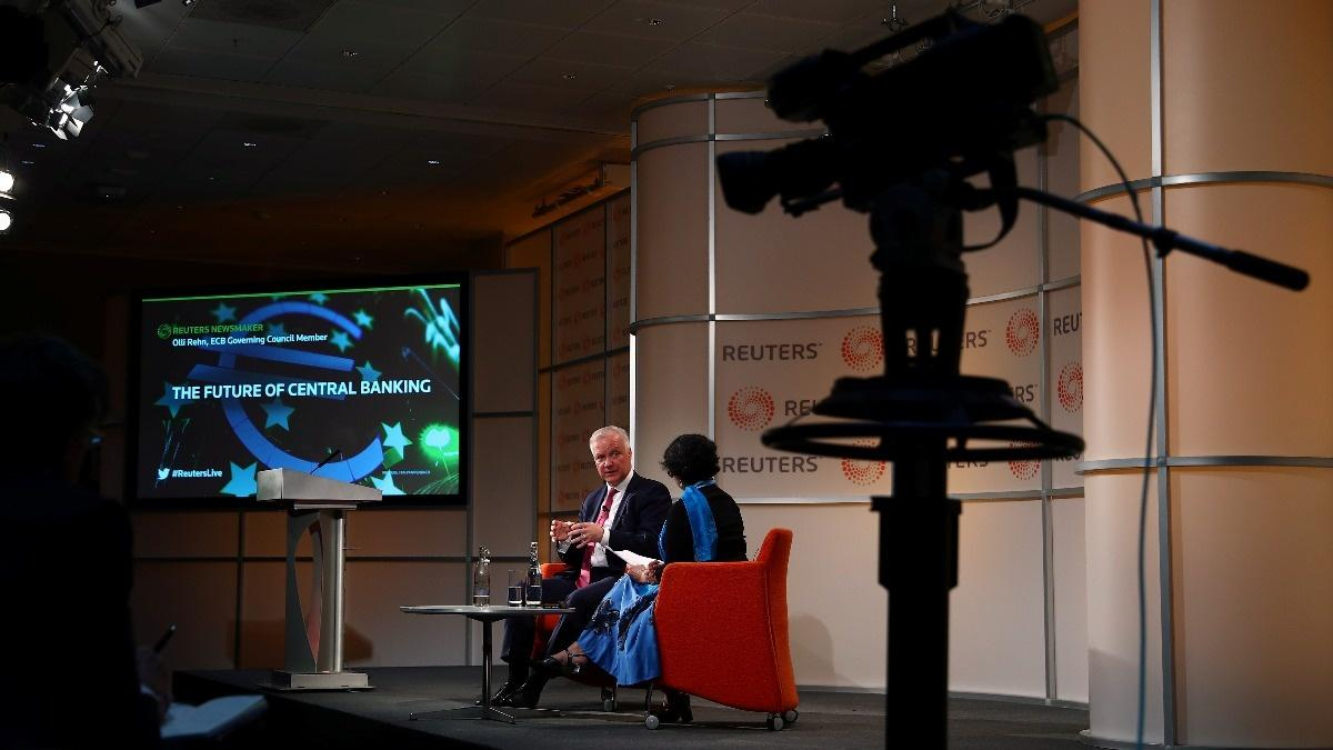 Reuters Newsmaker with Olli Rehn, ECB Governing Council Member