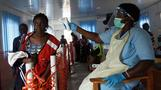 Uganda rolls out Ebola screening at DRC border