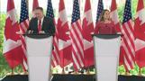 韓国のGSOMIA破棄決定に「失望した」=米国務長官(23日)