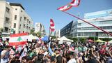 Lebanon faces third day of anti-government unrest