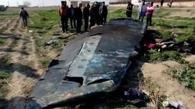 伊朗承认乌克兰失事客机是被伊朗军方击落