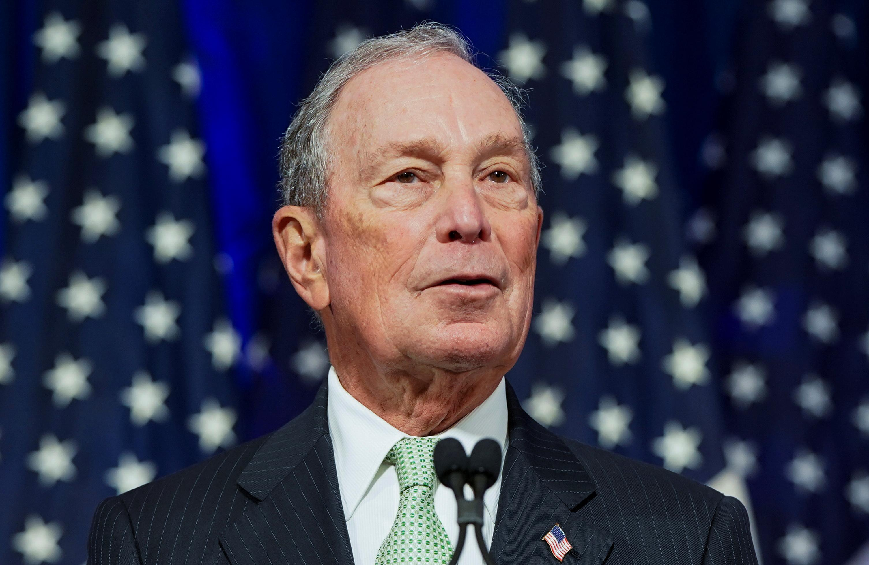 Breakingviews TV: Mike Bloomberg