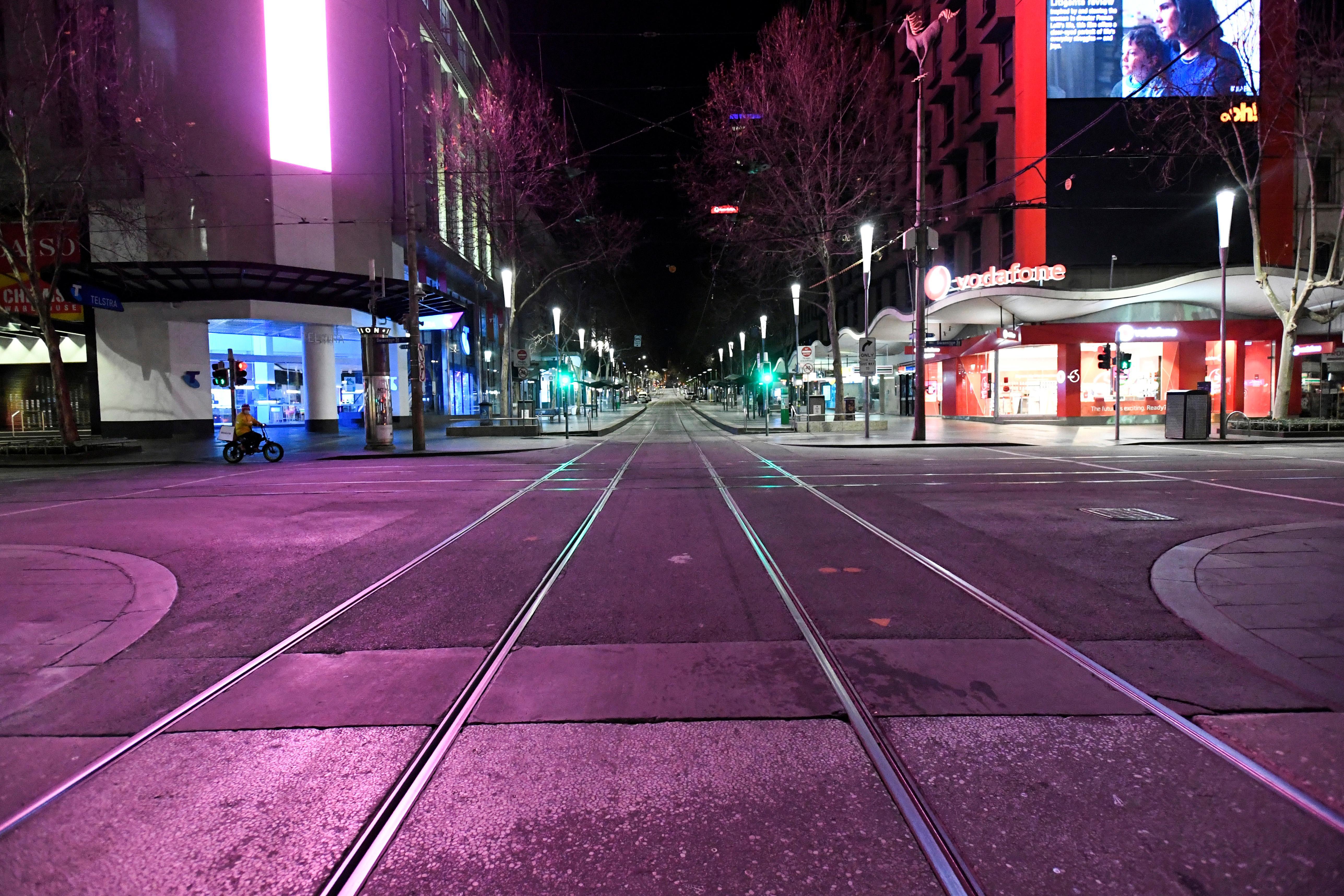 Australia's Melbourne to close retail