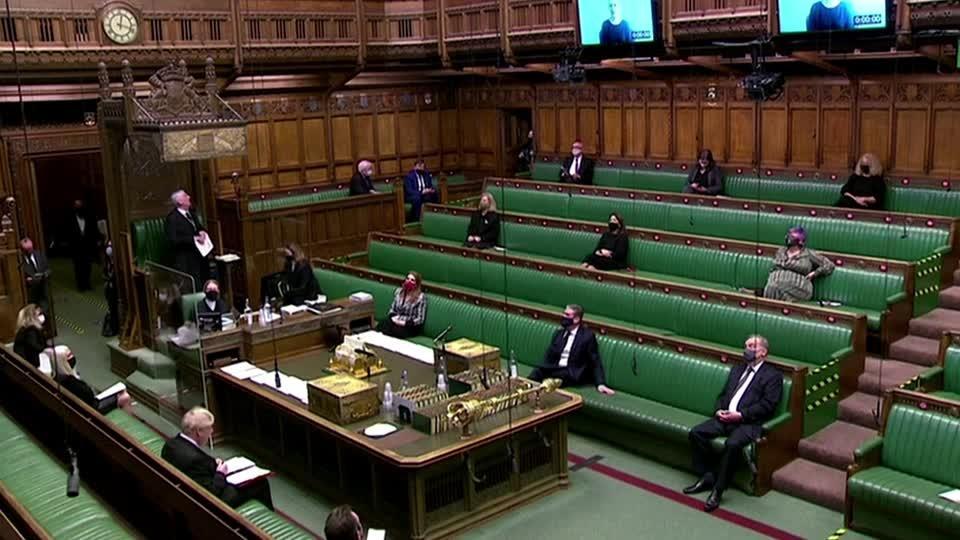 Britain's Johnson slammed for lack of sign language