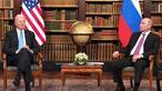 米ロ首脳、初の会談は「建設的」と評価 人権やサイバーで深い溝(字幕・17日)