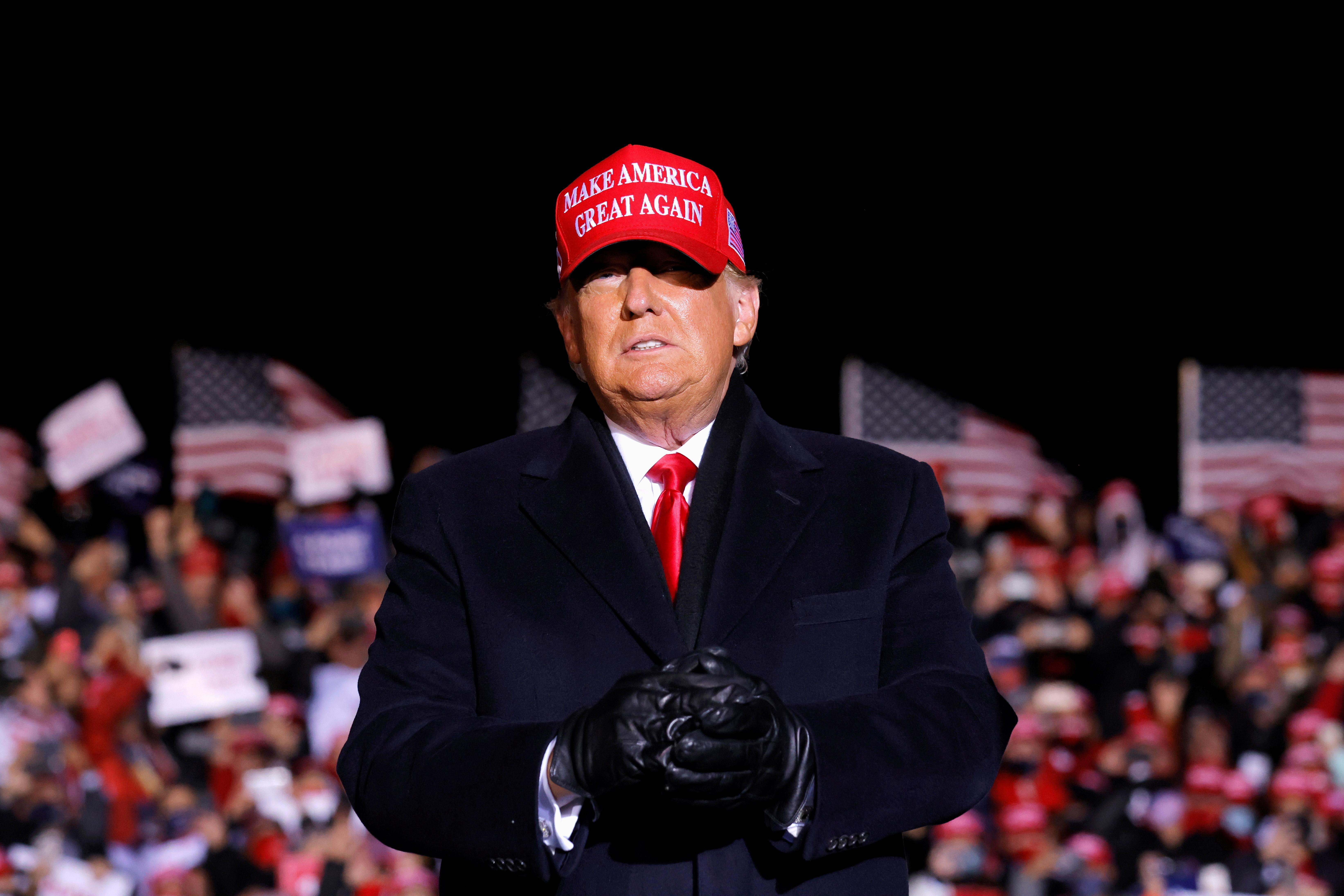 Legal Lookahead: Trump vs. Eddy Grant