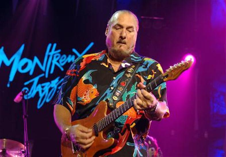 Guitar hero Cropper still mourning Otis Redding - Reuters