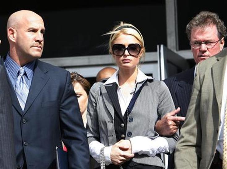 Paris Hilton sentenced to 45 days in jail | Reuters