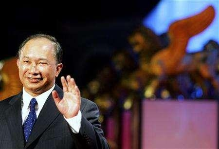 Chinese director John Woo arrives at the Cinema Palace in Venice September 1, 2005, for the premiere of his latest movie ''All the invisible children''. Woo is attached to direct and produce ''Ninja Gold,'' a new property from the creator of such video games as ''Deus Ex,'' ''Thief: Deadly Shadows'' and ''System Shock.''REUTERS/Alessia Pierdomenico