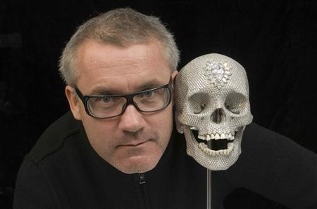 Hirst Work Shows Diamonds Are A Skull S Best Friend Reuters