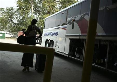 Greyhound bus trip provides snapshot of U S  poor | Reuters com