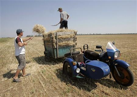 Ukraine farmers suffer in worst drought for century - Reuters