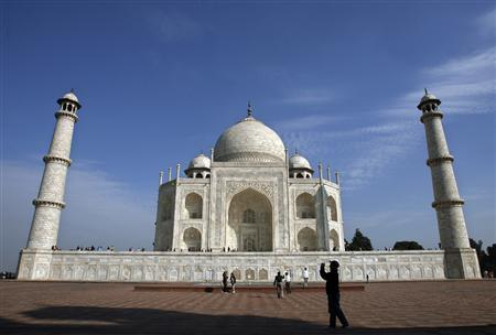 Image result for taj mahal, reuters