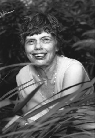 Mystery writer Mary Daheim is pictured in this handout file photo taken in 2005 in Seattle, Washington. Daheim says the best advice she received when she embarked on a writing career over 20 years ago was to not confuse her work with literature. REUTERS/Jeff Engelstead/Handout
