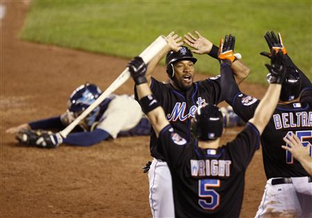 Mets Stun Save King Hoffman To Beat Padres Reuters
