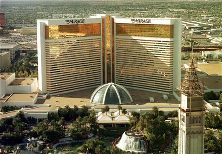 The Mgm Mirage Hotel And Is Seen In This December 14 1998 Photo Dubai World Investment Holding Firm Of Government Will Acquire A