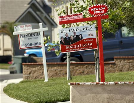 Flips and scams blamed in California housing decline - Reuters