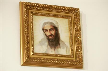 Christ-like bin Laden image stirs debate in Australia - Reuters