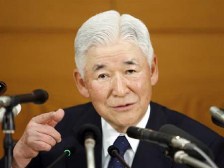 9月14日、内閣府幹部によると日銀総裁(写真)は最近の市場動向について、米サブプライムローン問題によって世界の金融市場がやや不安定化しており、いくばくか日本の市場にも影響が出ていると述べた。1月撮影(2007年 ロイター/Michael Caronna)