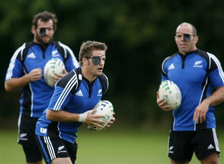 All Blacks return to familiar conditions - Reuters