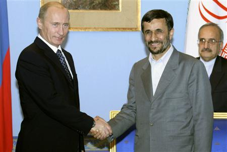 Putin Invites Iran S Ahmadinejad For Moscow Talks Reuters Com