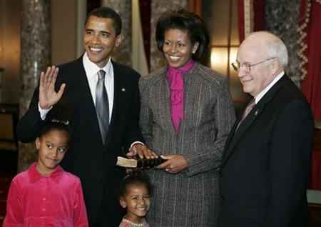 Barack dick cheney cousins 8